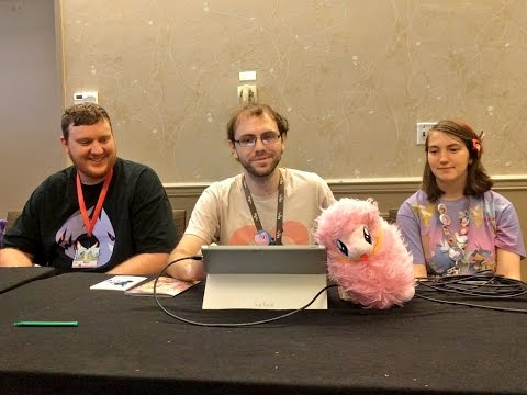 *POMF* Panel (Fluffle Puff is REAL!) FillyCon 2016 (All-Ages)
