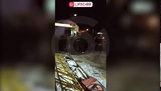 видео военный переезд