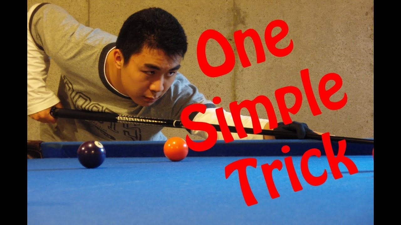 Instantly become a better pool player one simple trick youtube instantly become a better pool player one simple trick solutioingenieria Image collections