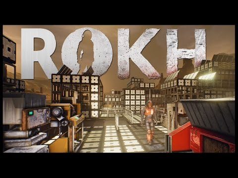 ROKH - Meteor Shower! Mars Open World Multiplayer Survival Game! - ROKH Gameplay