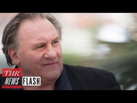 Gerard Depardieu Denies Claims of Sexual Assault   THR News Flash