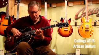Dave Skorupski features our Collings AT-16