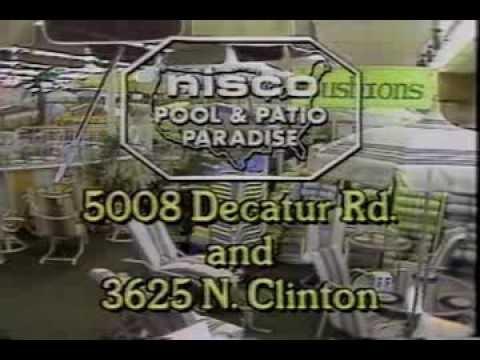 Nisco Pool U0026 Patio Paradise   1987 TV Commercial   Duration: 0:31.  TheClassicSports 82 Views