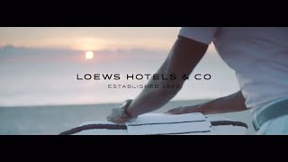 Meetings + Events at Loews