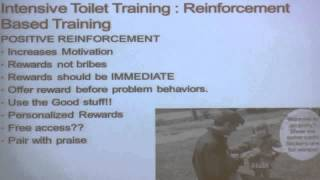STAR Trainings at Kennedy Krieger Institute-- Toilet Training in Children with Autism