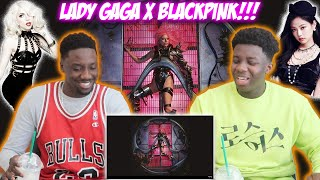Lady Gaga, BLACKPINK - Sour Candy (Audio) | REACTION