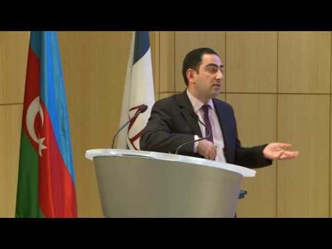 """""""The South Caucasus in the Changing World"""" - Taleh Ziyadov"""