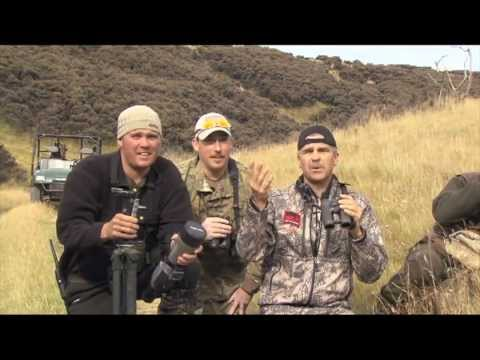 Alpine Hunting NZ with Mike Rogers and Jody Perritte