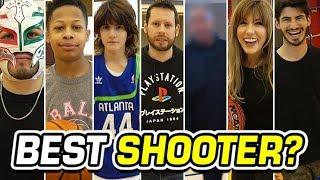 Troydan's IRL Basketball Shootout Challenge