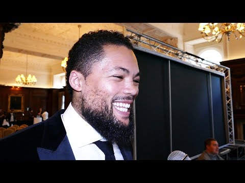 Joe Joyce EXCLUSIVE: Me vs Anthony Joshua is 50-50 EVEN AT SHORT NOTICE
