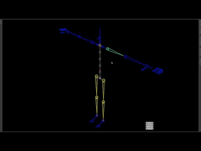 Biped Template Tutorial (Rigger Technology Brief)