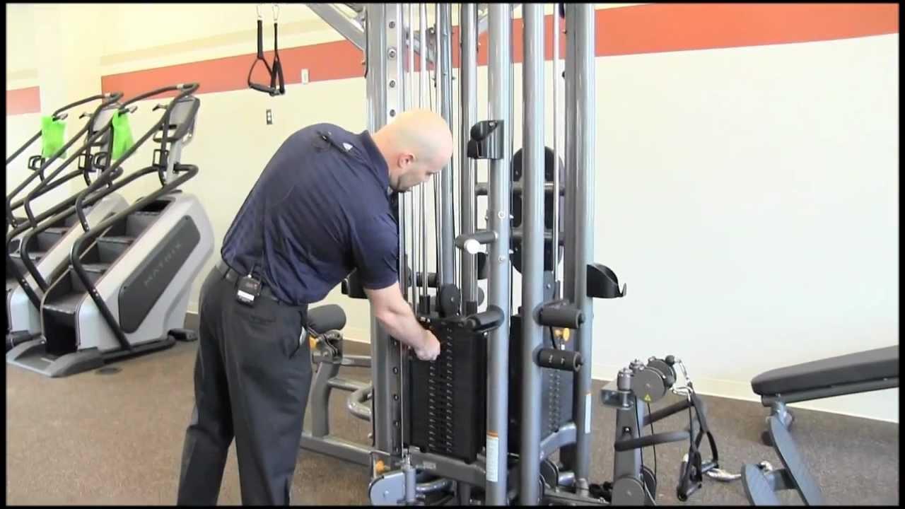 Gym Equipment Basics