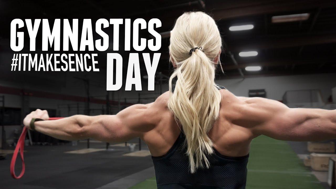 Brooke Ence - Gymnastics Day
