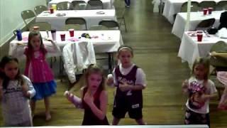 Wii Dance Slumber Party!!