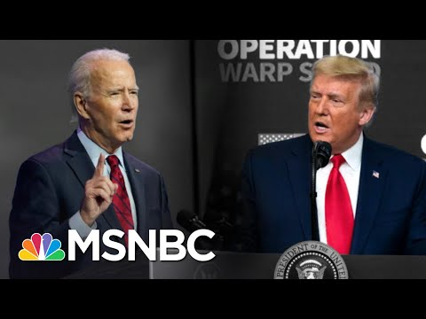 Biden Details Covid Plan, Trump Keeps Ranting About Election | The 11th Hour | MSNBC