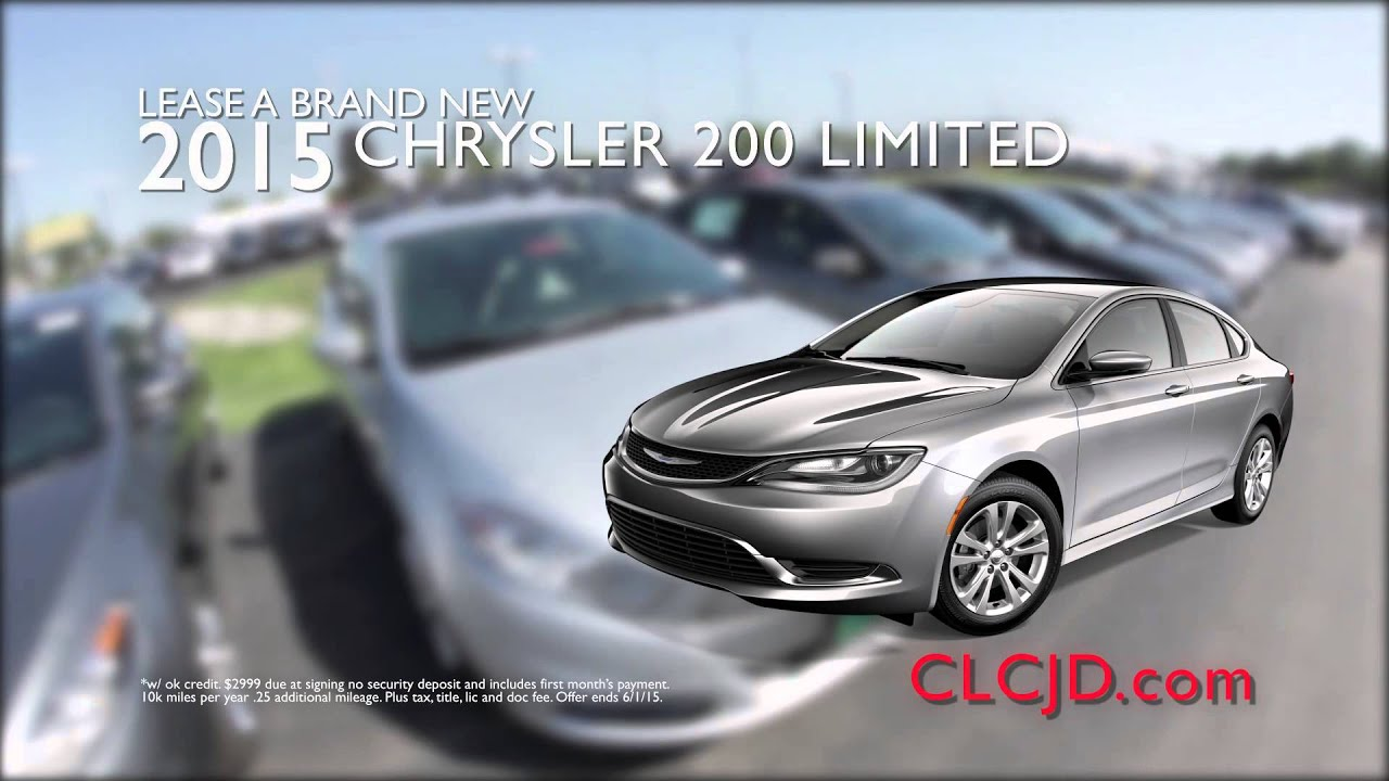 Crystal Lake Chrysler Drive & Discover