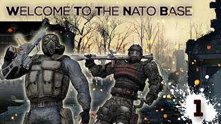WELCOME TO THE NATO BASE! Infestation The New Z - Episode 1