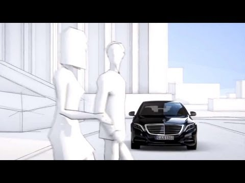 Mercedes-Benz S-Klasse | PRE-SAFE® Bremse