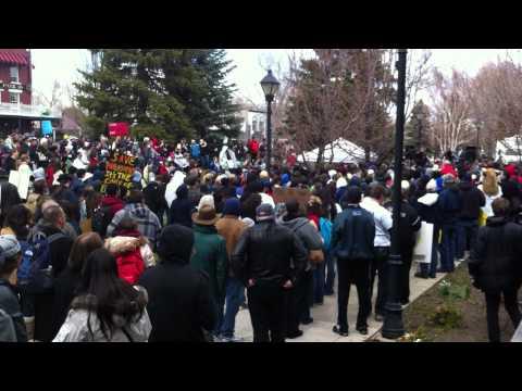 Nevada Legislature Rally