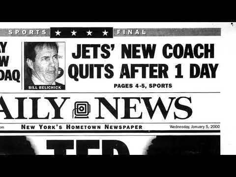 The Time The Jets Had 4 First Round Picks