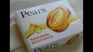 Pears Pure and GentleSoap:Review, Price, Ingredients in Hindi