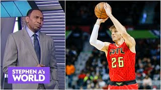 Stephen A. Smith gets asked: Is Kyle Korver a top-five shooter of all time? | Stephen A's World