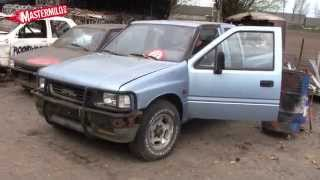 Opel Campo 4x4 Rebuild