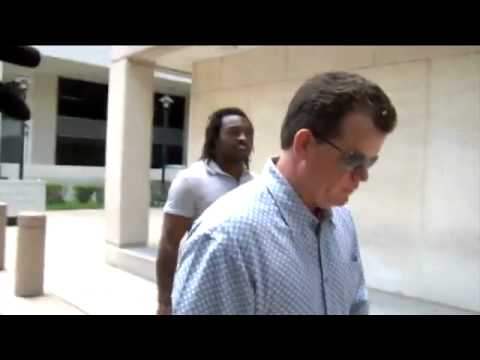 Cedric Benson Released from Jail