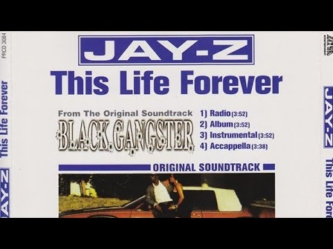 Jay-Z - This Life Forever (Instrumental) [HQ]
