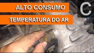 Dr CARRO Consumo Alto e o Sensor Temperatura do Ar