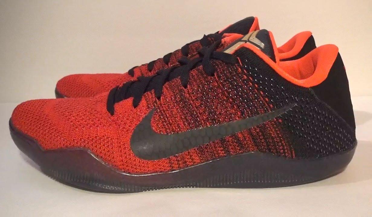 41252a052502 Nike Kobe 11