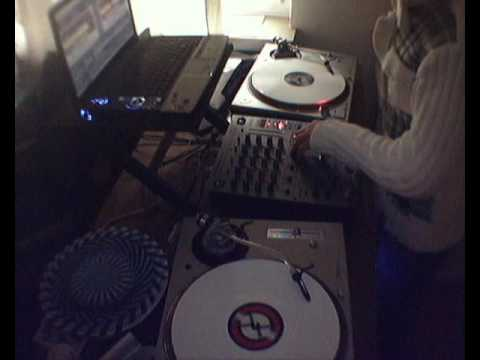 Electro House - Dirty Dutch Music | Live Mix by Dj aSSa | Turntable Timecode Vinyl