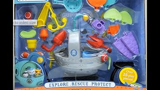 Octonauts Gup F Build-a-cup Playset