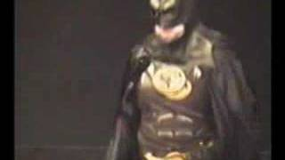 James: The Musical Batman Part 3 BATDANCE!