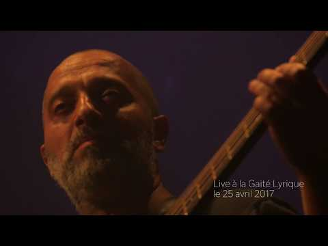 GIVE THE MONEY BACK Thomas de Pourquery SUPERSONIC -HD live La Gaîté Lyrique-