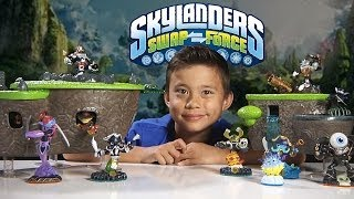 Skylanders Swap Force Funplay Hideaway - Skylands Building Set And Accessory!