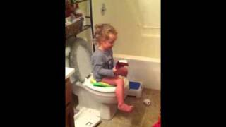 Potty Bible singing
