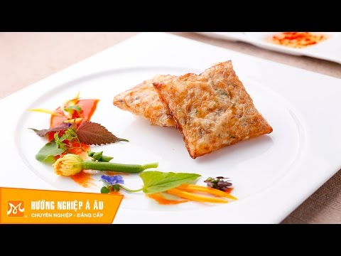 Cách làm nem cua bể | Bí quyết nấu ăn ngon