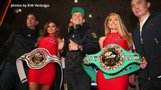 Canelo vs. GGG 2 fight week kicks off with the grand arrivals