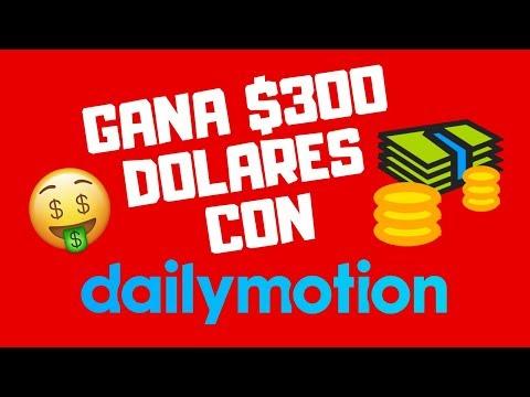 Que Es DAILYMOTION Y Como GANAR DINERO ✅ (GANE MAS DE $2000 P/M)