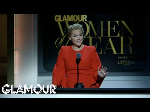 Amy Schumer Hosts the Glamour's Women of the Year Awards | Glamour