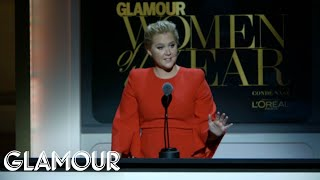 Amy Schumer Opens Glamour's Women of the Year Awards | Glamour