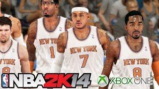 NBA 2K14: Sensacional!!! [Xbox One]