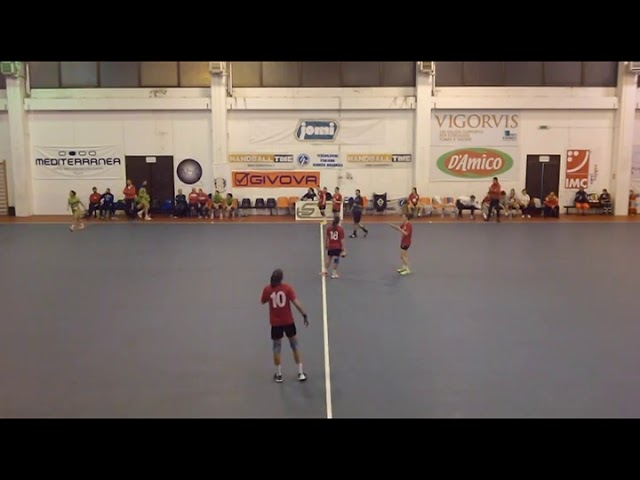 Serie A1F [9^]: Salerno - Casalgrande Padana 37-19