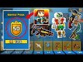 Tier 50 Battle Pass | Pixel Gun 3D New Update 15.2.0