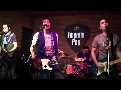IGUANA TANGO 'Yo Estoy Aquí' - Imperio Pop (Madrid) - 8/4/2011