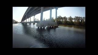 Seadoo RXP GoPro HD Dung Eric Cruise San Jacinto River.wmv