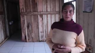 MULHER  Pede Ajuda..ela Ficou Sem Nada Com Filho De 2 Meses No Colo