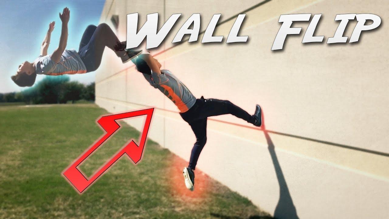 parkour wall flip - photo #24