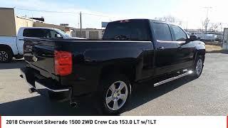 2018 Chevrolet Silverado 1500 Odessa TX JG444665A